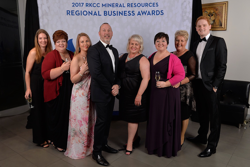 2017 RKCC MINERAL RESOURCES REGIONAL BUSINESS AWARDS