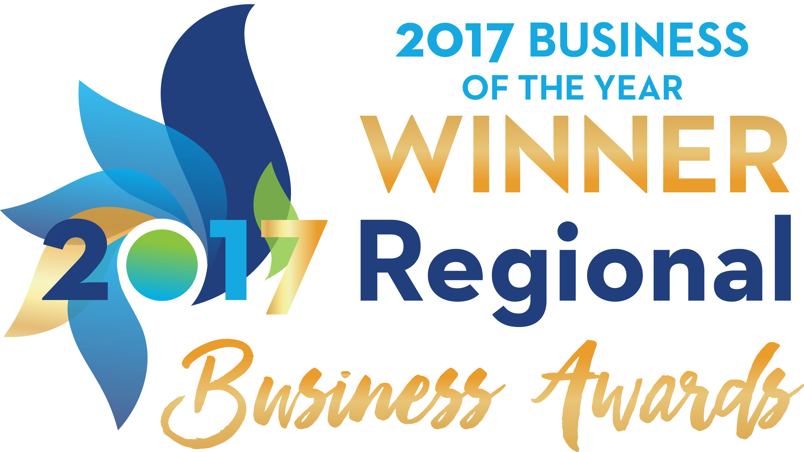 2017 Business Person of the Year Winner Regional Business Awards